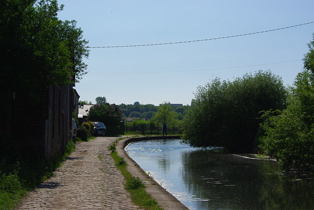 Nob End, Bolton Canal