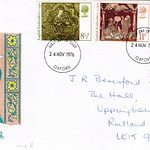24-Nov-1976 UK First Day Cover