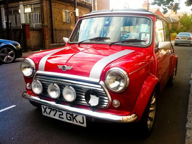 139/365 Mini Cooper