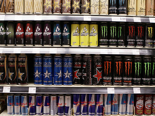 Health issues associated with energy drinks