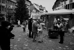 Glühwein in Stein am Rhein