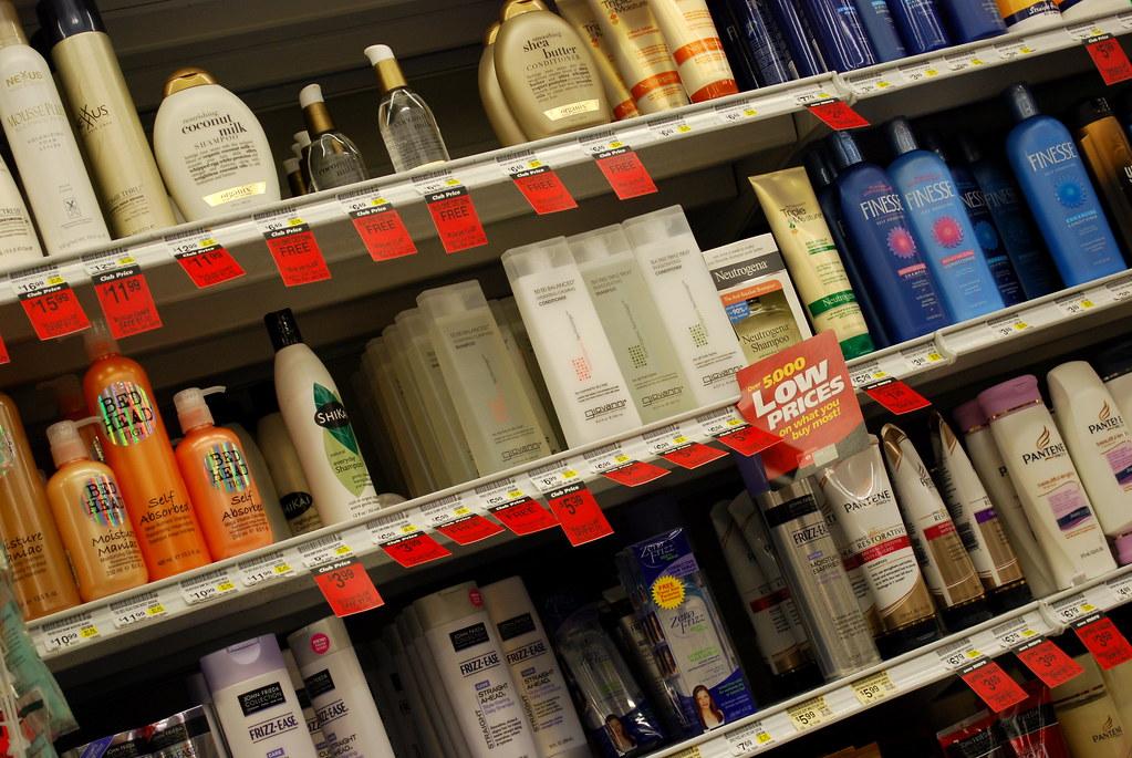 Shampoo!