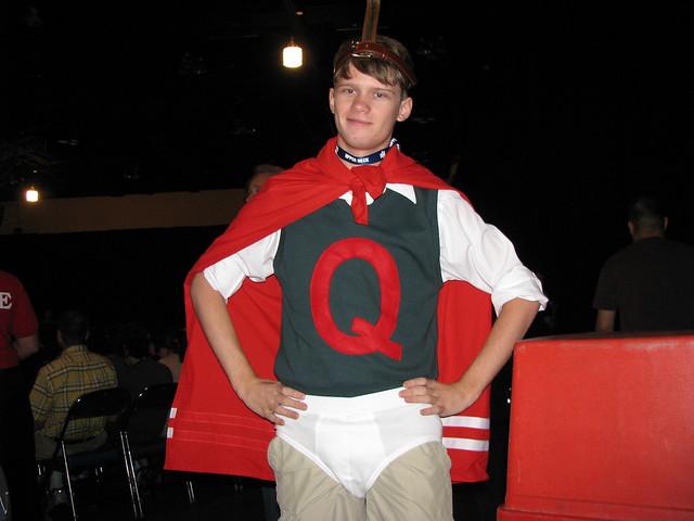 Quailman | Flickr - Photo Sharing! Quailman Doug Costume