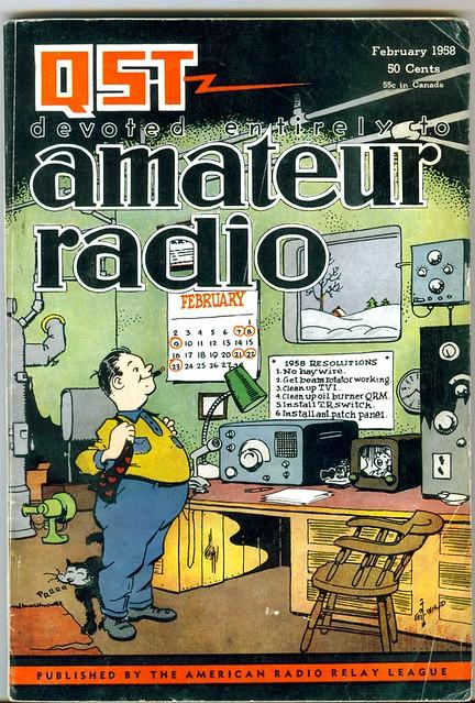 Qst com ham radio