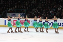 floor gymnastics(0.0), individual sports(0.0), sports(0.0), gymnastics(0.0), rhythmic gymnastics(0.0), winter sport(1.0), performing arts(1.0), ice skating(1.0), synchronized skating(1.0),