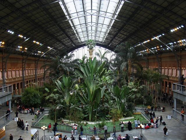 Old Atocha Station - Madrid