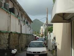 St. Maarten - Alley