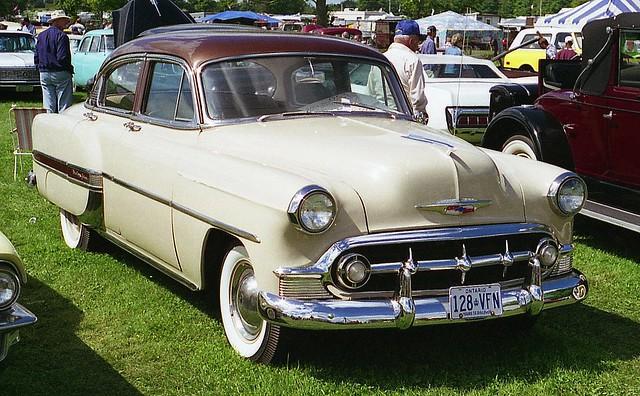 1953 chevrolet belair 4 door flickr photo sharing for 1953 chevy 4 door