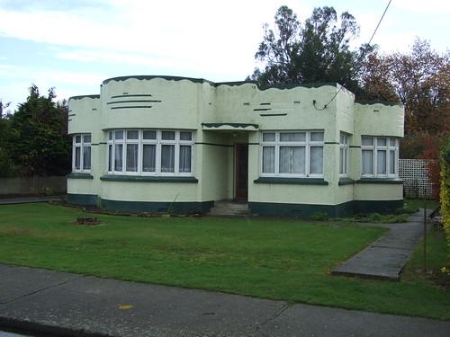 Art Deco, Mataura NZ