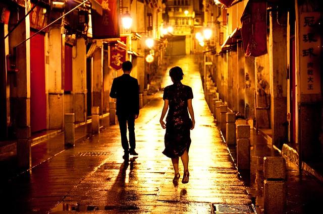 Quizàs, Quizàs, Quizàs - Cinematic Street Photography