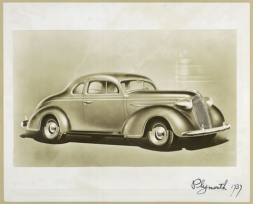 Plymouth 1937.