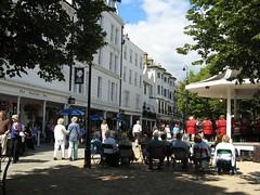 The Georgian Pantiles, Royal Tunbridge Wells Kent