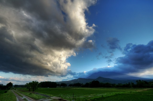 Photo:The Storm Line By:jasohill