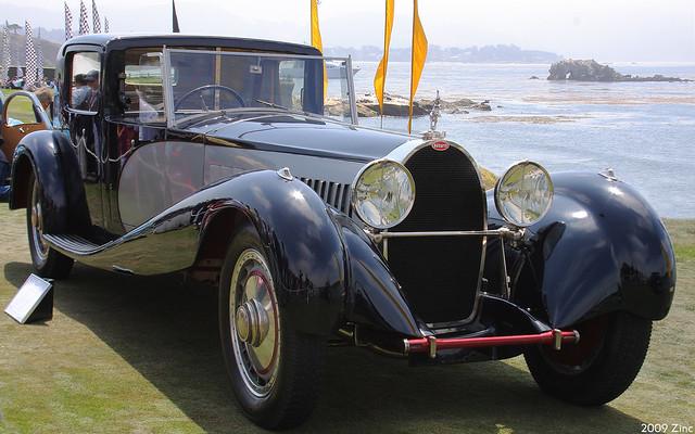1932 Bugatti Type 41 Royale Binder Coupé De Ville - fvr