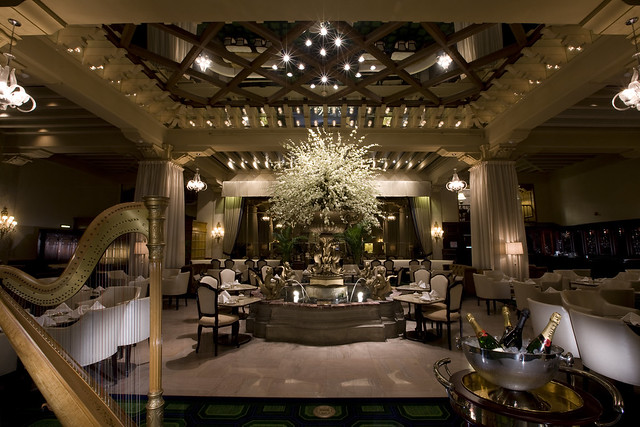 The palm court at the drake hotel flickr photo sharing for Hotels in chicago under 100