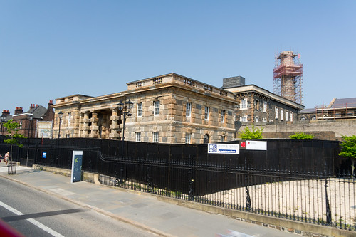 Crumlin road Gaol is a fantastic walk.