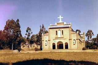 Church near Malangali