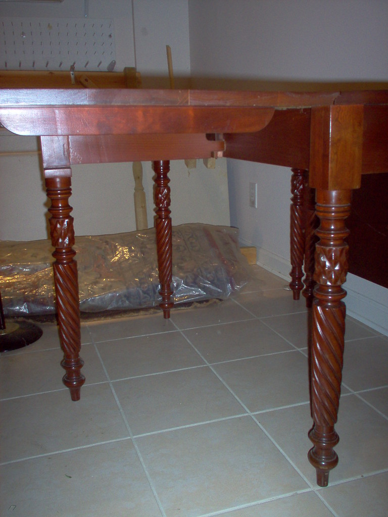 Cherry Gateleg Table