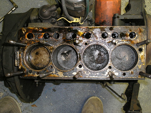 cc engine block pistons flickr photo sharing