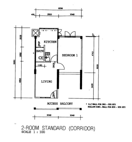 Singapore watch blog archive hdb flat types models for Apartment design guide part 4