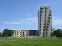 North Dakota State Capitol, Bismarck, ND