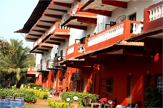Goa - Chalston Beach Resort