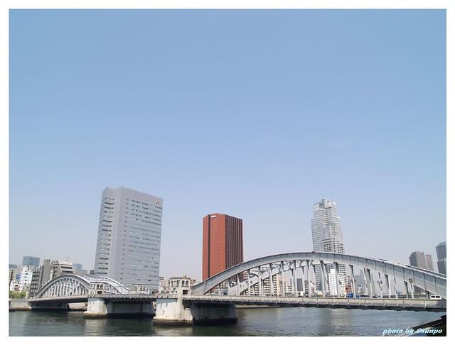 Kachidoki Bridge #04