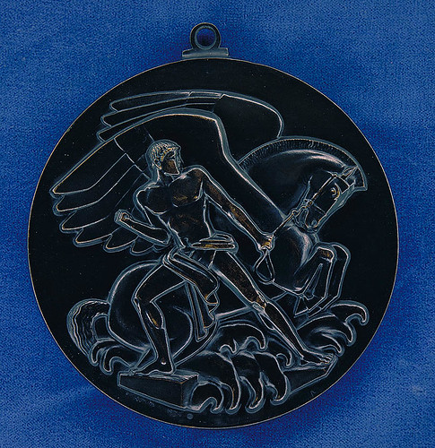 Paul Manship: Carnegie Corporation Medal,1934