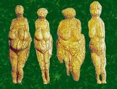 Prehistoric Goddess Figures