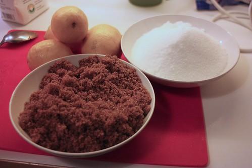 Sima recipe 1/9: Ingredients