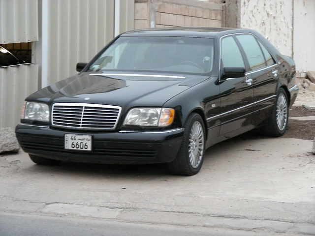 W140 s600 a gallery on flickr for Mercedes benz s600l