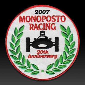 Auto Racing Patches Houston on Butler Patches Car Patch 8 Created For Monoposto Racing 20th