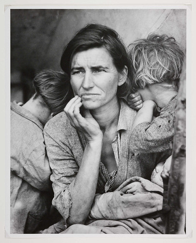 'Migrant Mother, Nipomo, California'