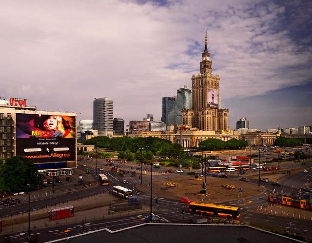 ~ Morning Scene In Warsaw ~