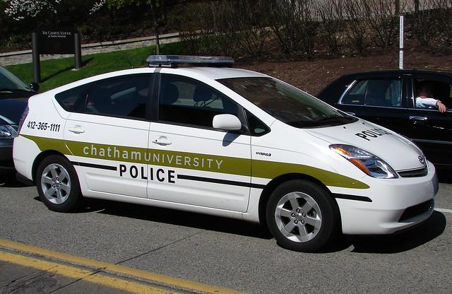 Upper James Toyota >> Chatham University Police | Flickr - Photo Sharing!