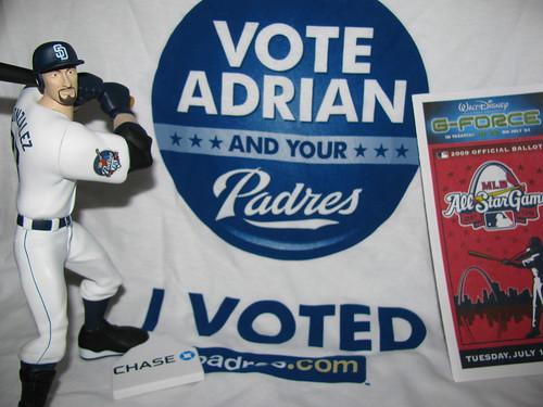 Adrian Gonzalez Stuff