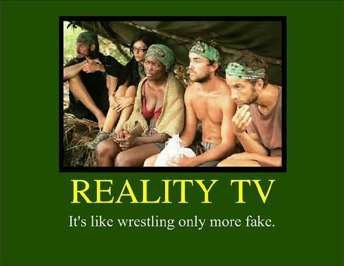 d realityTV