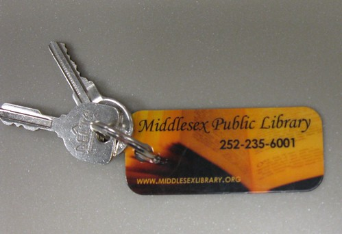 Middlesex Public Library Card