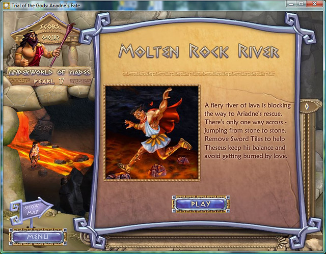 story 6-2 molten rock river
