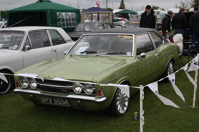 1972 Ford Cortina 2000 GXL MK 3 I think the ST24 Mondeo wheels quite ...