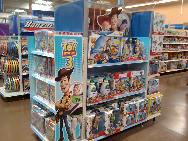 Walmart Toys R Us : Toy story toys at walmart flickr photo sharing
