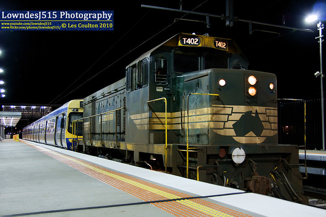 T402 at Coolaroo by LowndesJ515