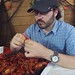 """crawfish """"game face"""" by katiew"""