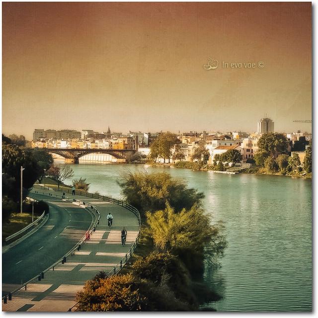 Eternal movie + Pink sky Presets (Una passeggiata a Siviglia)