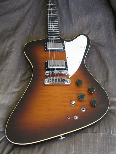 Gibson Firebird Ii Artist