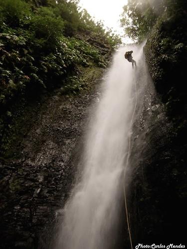 Canyoning Salto Alto Ribeira da Silva