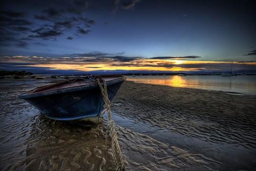 sunrise boat ripples lowtide soe hdr 6exp bej anawesomeshot pointhalloran awardedbipg —obramaestra—
