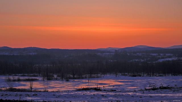 A March Dawn