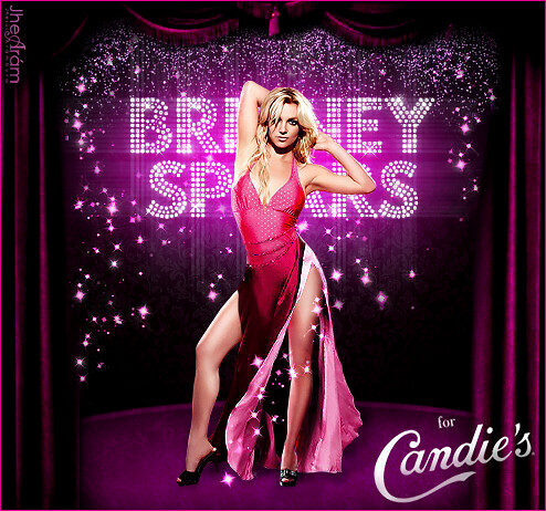 Britney Spears for Candies