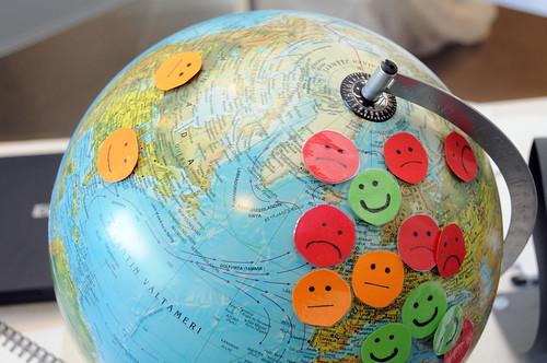 School satisfaction around the globe
